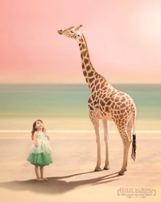 The Towering Giraffe by Holly Spring on 500px