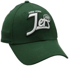 NFL New York Jets Tail Swoop Classic 3930 Green ML * Click on the image for additional details.