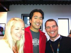 """Klout party so much love #sxsw @dghoang @vixely @klout #GSB"" -- via @jeident"