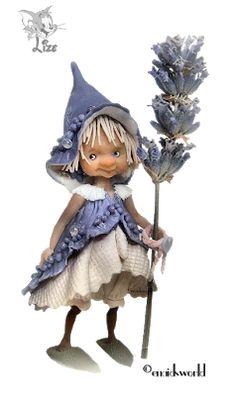 W Fine Porcelain China Diane Japan Info: 7064410729 Tiny Dolls, New Dolls, Cute Dolls, Woodland Creatures, Fantasy Creatures, Kobold, Dragons, Fairy Figurines, Baby Fairy