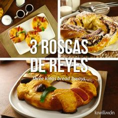 Mexican Sweet Breads, Mexican Bread, Mexican Food Recipes, Sweet Recipes, Tasty Videos, Food Videos, 24 Kitchen Filipa Gomes, Bakery Recipes, Cooking Recipes