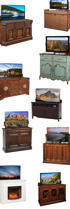 tv cabinet ideas we have the motherload of all tv lift cabinets