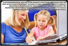 COMPROMISSO CONSCIENTE: TDAH - Mamães, Reflitam
