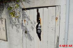 Street Art by Oakoak 23958732  Fancy a door thats a slightly bit different?