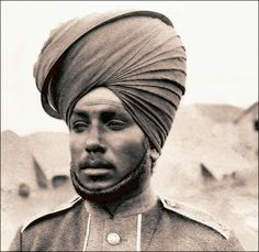 Restored Photo - British Indian (Sikh) Soldiers were extensively used by the… British Indian, British Army, Pax Britannica, Boxer Rebellion, History Of India, Photo Restoration, Vintage India, World Religions, Indian Army