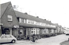 nieuwe hollanderdijk 1975 Historisch Centrum Leeuwarden - Beeldbank Leeuwarden