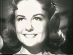 Shelley Fabares - Johnny Angel....wonderful video!