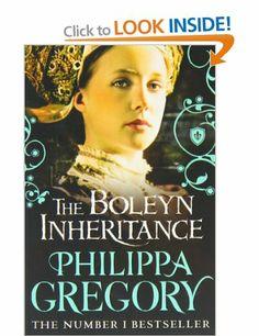 The Boleyn Inheritance: Amazon.co.uk: Philippa Gregory: Books