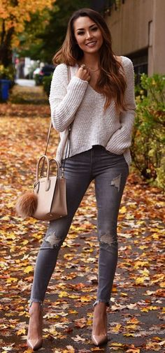 shoes are never too much #casualfalloutfits