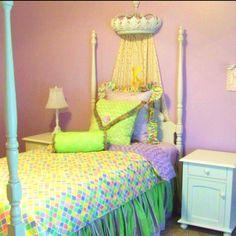 Girls bedroom I designed