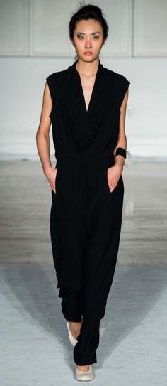 Zero + Maria Cornejo Fall 2015 Ready to Wear