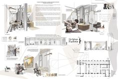 Interior Design Student Portfolio Examples  Google Search