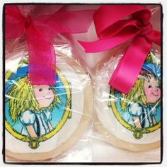 Eloise cookies from The Palm Court  Photo by newyorksiddy
