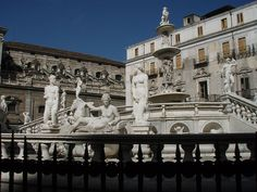 Fontana Pretoria - Palermo, Sicily   Flickr - Photo Sharing!