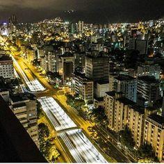 Avenida Libertador cortesía de @ramzisouki  #LaCuadraU #GaleriaLCU #Caracas…