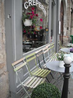 Le Marais- Paris : crêperie