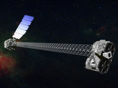 Nasa's Nuclear Spectroscopic Telescope Array(NuSTAR) will allow astronomers to study the highest energy areas(mostly X-Ray) of the Universe with precision.