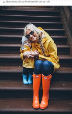 Amber Clark: Style Inspiration for Mom's Day Out with Kids Glam Radar waysify // mother and daughter goals! the baby hunters are precious! Mom's Day Out, Days Out With Kids, Barefoot Blonde, Mom Day, Baby Kind, Mommy And Me, Kind Mode, Mom Style, Future Baby