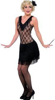 Sexy et élégant à la fois, Ce déguisement de danseuse de jazz est vraiment superbe !
