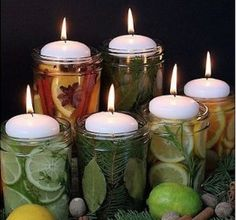 Natural Room Scents Look And Smell Great