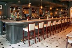 The Empire Bar at Broussard's - Thrillist. Say hello to Paul from Sam.