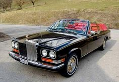 Chassis JAF10177 (1981) Convertible by Carrozzeria Touring