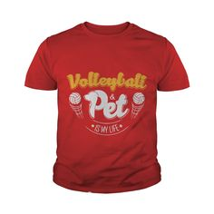 VOLLEYBALL AND PET IS MY LIFE T-Shirt #gift #ideas #Popular #Everything #Videos #Shop #Animals #pets #Architecture #Art #Cars #motorcycles #Celebrities #DIY #crafts #Design #Education #Entertainment #Food #drink #Gardening #Geek #Hair #beauty #Health #fitness #History #Holidays #events #Home decor #Humor #Illustrations #posters #Kids #parenting #Men #Outdoors #Photography #Products #Quotes #Science #nature #Sports #Tattoos #Technology #Travel #Weddings #Women