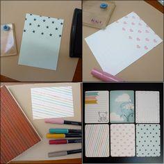 homemade PL cards