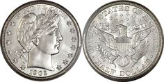 Barber Silver Half Dollar Coin Grading Guide How To Picture Grade