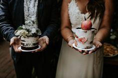 Lush floral elopement on the meadow Pinewood Weddings Wedding Goals, Post Wedding, Geode Cake, Industrial Wedding, Edible Art, Mini Cakes, Real Weddings, Cake Decorating, Wedding Cakes