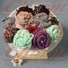 #Hijab #scarf bouquet rose flower gift eid christmas valentine mothers day #weddi, View more on the LINK: http://www.zeppy.io/product/gb/2/262637297696/
