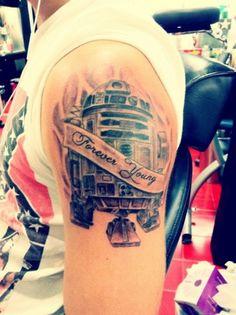 #R2D2 #star #wars #tattoos
