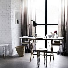 Minimal home office | Home office decorating inspiration | Homes & Gardens