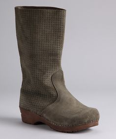 Stone Tusnelda Boot - Sanita Clogs....would love these.....present to me...from me....?