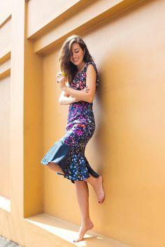 9922fc4167 girl by light tan wall Dress Trousers