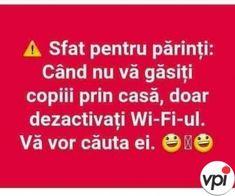 Pentru toți părinții! - Viral Pe Internet Happiness, Coding, Internet, Happy, Bonheur, Ser Feliz, Being Happy, Programming