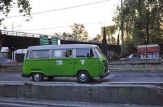 RAMÓN GRAU. Director of Photography: La wolkswagen verde . DF Mexico marzo de este año .