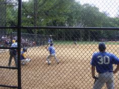 #Baseball #CentralPark #NYC