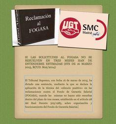 REDACCIÓN SINDICAL MADRID: Si las solicitudes al Fogasa no se resuelven en tr...