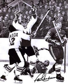 "Free Paul Henderson Signed ""The Goal"" Photo: https://www.heritagehockey.com/home/free-paul-henderson-signed-photo"