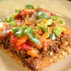 Try Ortega Beefy Green Chile and Cheese Bake at family night!