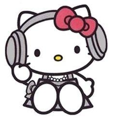Hello Kitty - Headphone