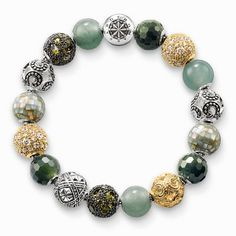 bead green aventurine