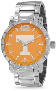 Men's University of Tennessee watch with orange dial #tennesseevols #tennesseeorange #govols