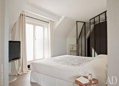 Пастельная квартира в Париже | AD Magazine