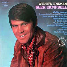 Glen Campbell Wichita Lineman – Knick Knack Records