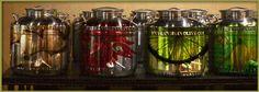 Infused Oils and Vinegars - Taste The Olive, Wilmington, NC