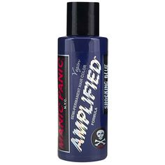 Manic Panic Amplified Semi-Permanent Hair Color ~Shocking Blue~ 4 oz. Bottle *** For more information, visit image link. #hair