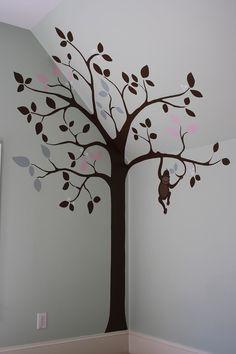 Boy or Girl tree for nursery