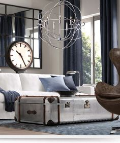Mirror 2013 Small Spaces Catalog | Restoration Hardware | Why yes, I ...